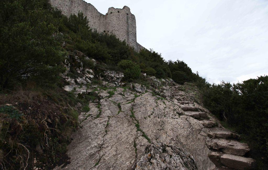 WP Chateau de Peyrepertuse 08