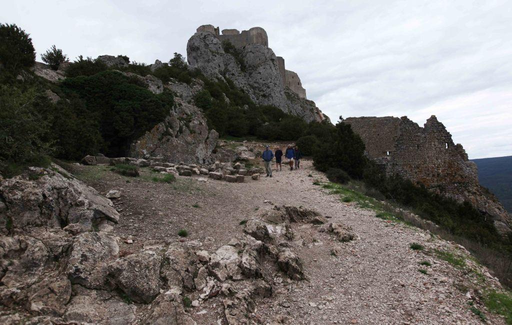 WP Chateau de Peyrepertuse 17